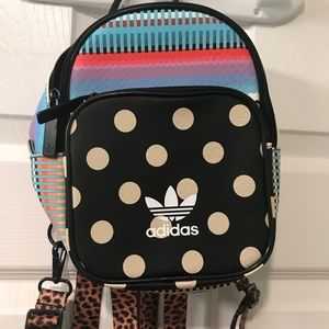 4b174c2d03f1 adidas Bags - Adidas Original Farm Printed Mini Backpack